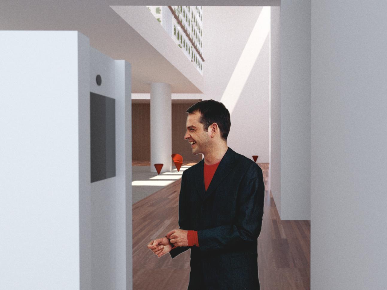 Fotoautomat Bürgergalerie