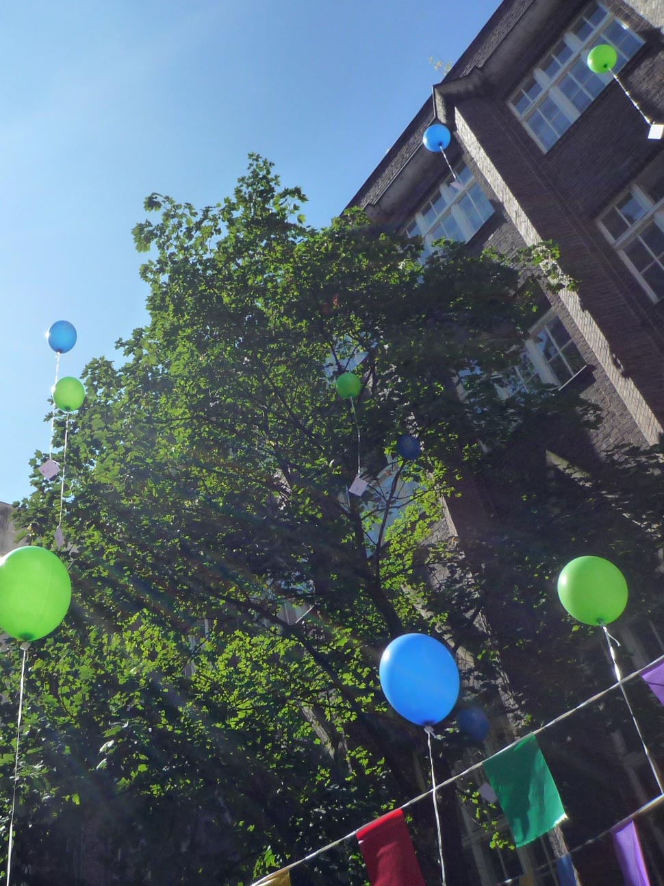 ESBF Wunschballons