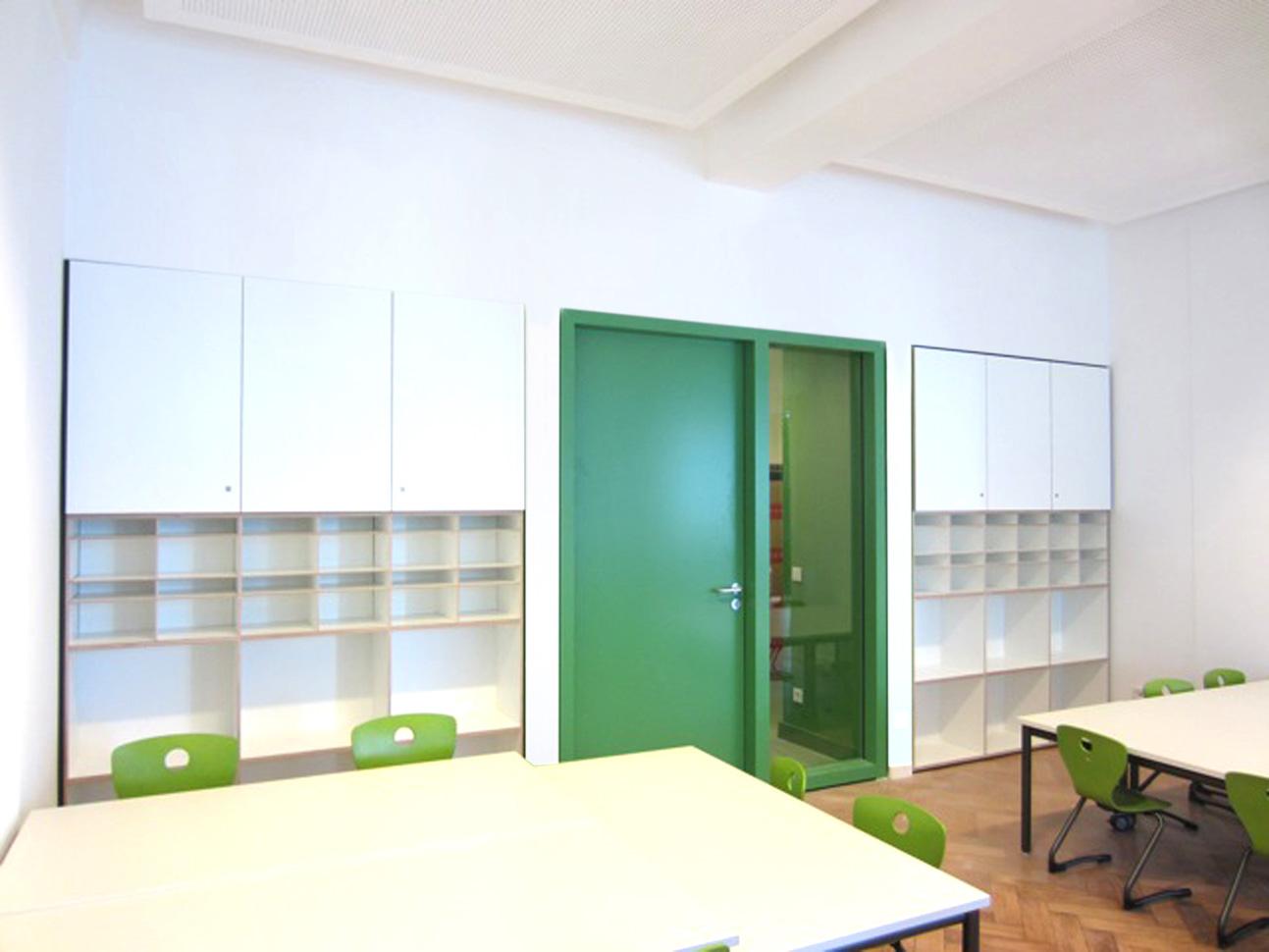 ESBF Klassenraummöblierung