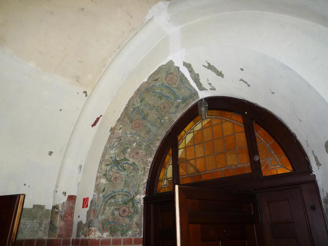 Türbogen Portalhalle Bestand