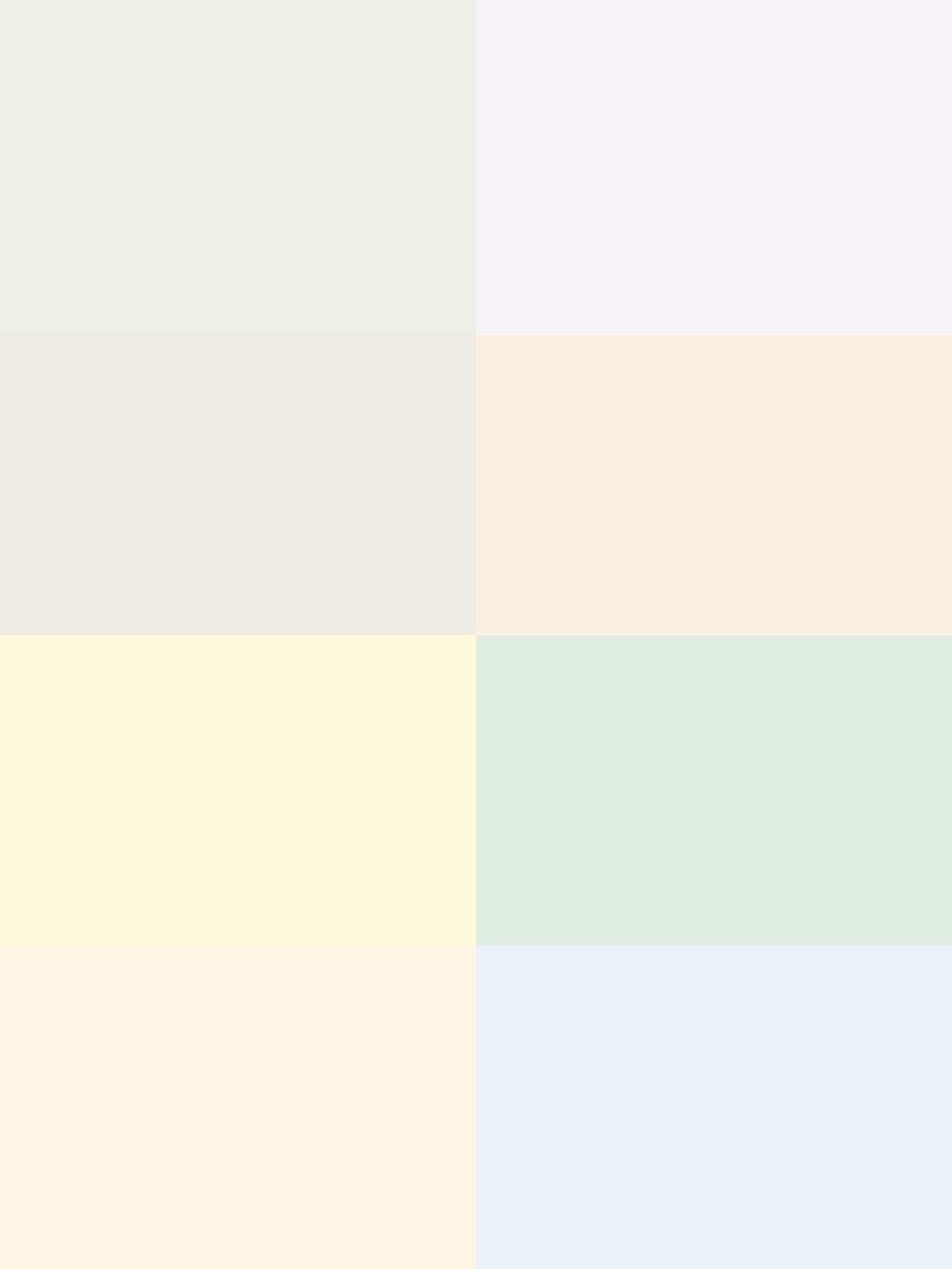 Farbvarianten in der Übersicht