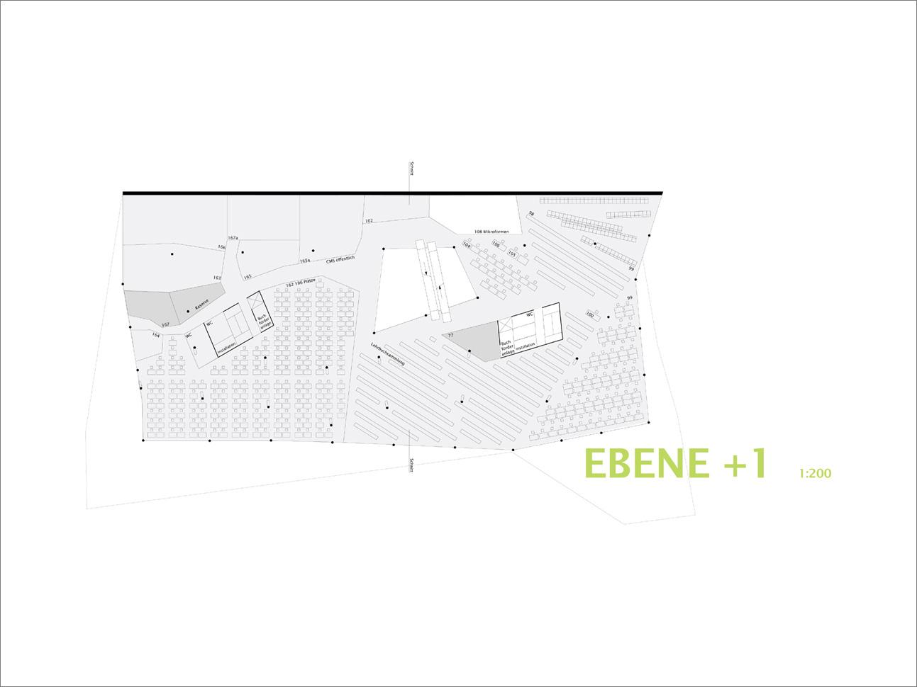 Ebene +1