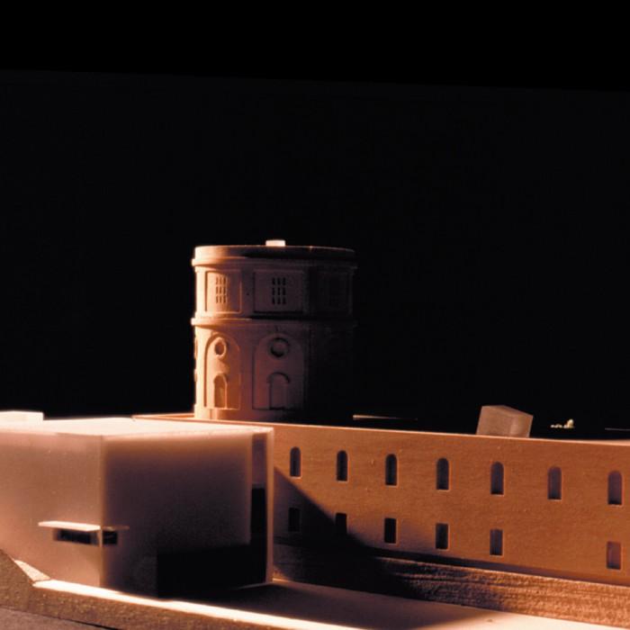 Detailansicht Modell