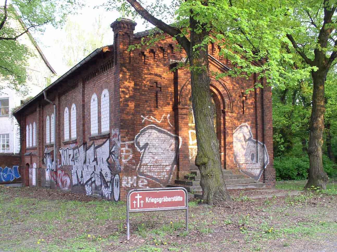 Kita Friedhofskapelle Friedrichsfelde